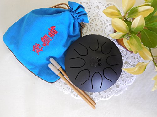 Tongue Drum Hand pan Drum Chakra Drum Mini Tongue Drum for sale  Delivered anywhere in USA