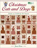 Christmas Cats and Dogs, Janet Kime, 1564774228
