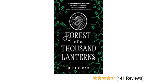 Amazon Forest Of A Thousand Lanterns Rise Of The Empress Book