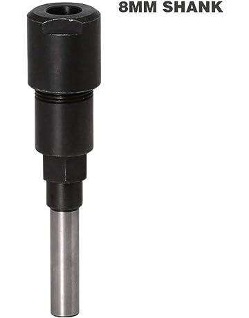 2 Pezzi prolunga con Attacco Esagonale Magnetico 1//4 TINGB Adattatore per Presa di Trapano con Codolo Esagonale