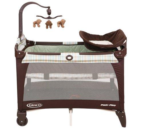 Amazon.com: Graco Pack n Play con bassinet y cambiador ...