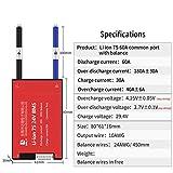 DALY BMS 7S 24V 60A Li-ion Battery Protection