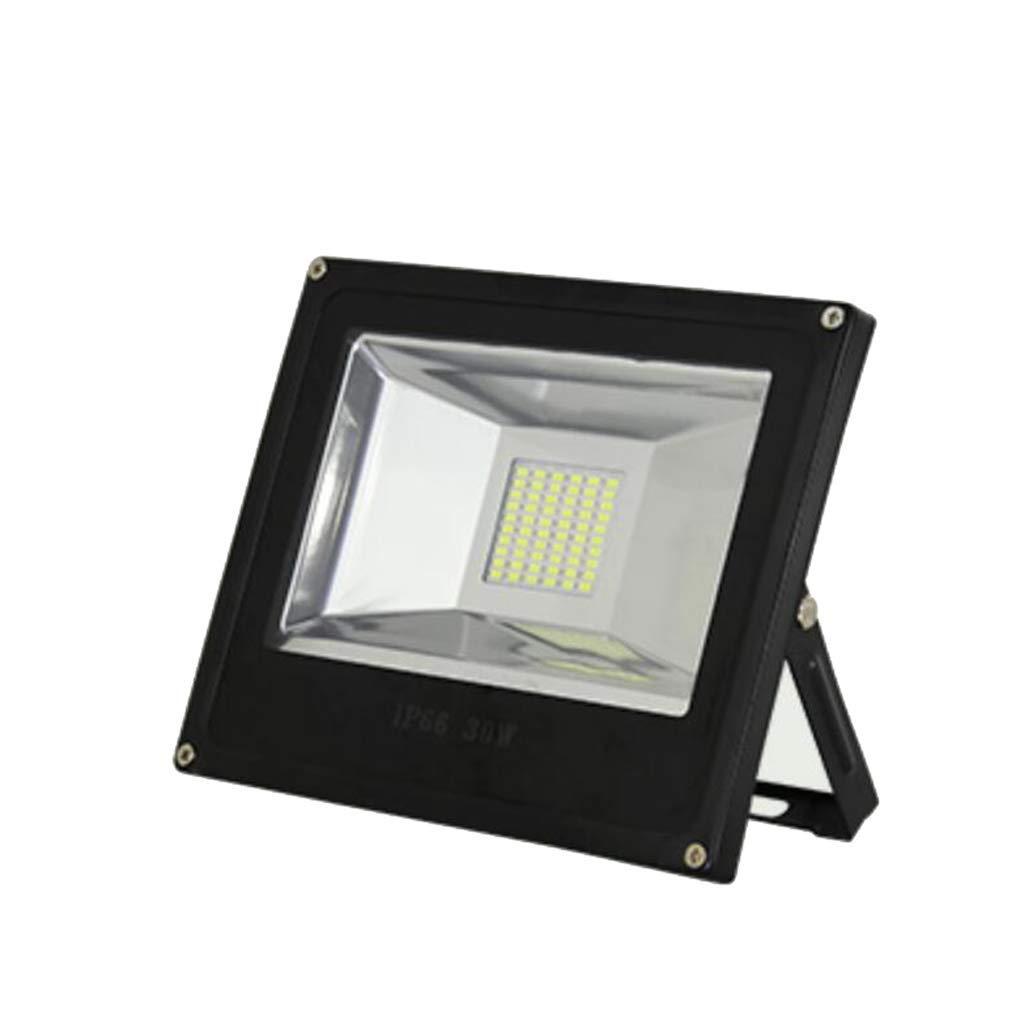 l'ultimo Mysida floodlight Faretto Faretto Faretto LED IP66 Impermeabile Esterna Luce Sicurezza Spotlighting per Cortile, Garage, Fabbrica, Giardino, Strade Ect (2 Pezzi) (colore   Bianca, Dimensioni   200W)  fantastica qualità