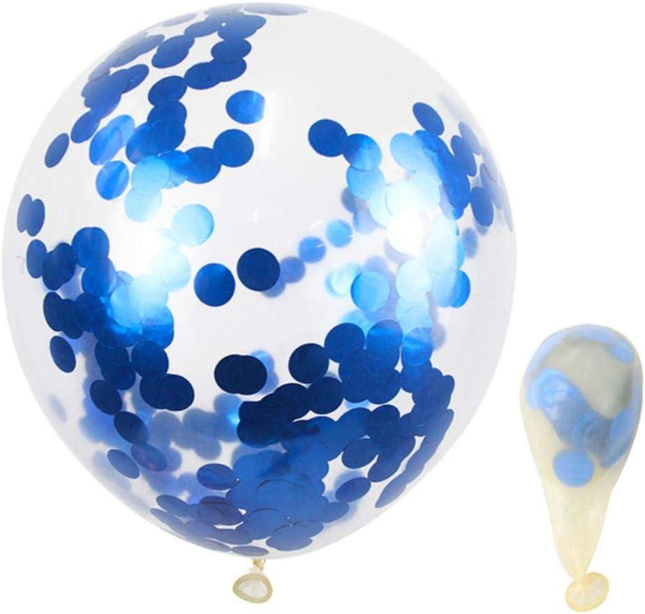 10//20PCS Confetti Latex Balloons Helium B-DAY Party Wedding Decor Baby Shower