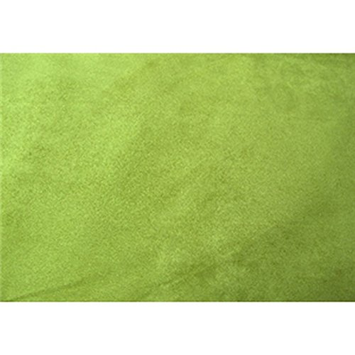 (Upholstery Micro Suede Headliner Fabric by The Yard (Celery))