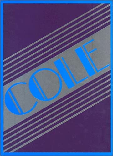 Cole: BIOGRAPHICAL ESSAY