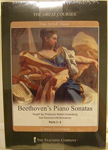 - The Teaching Company: Beethoven's Piano Sonatas