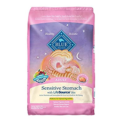 Blue Buffalo Life Protection Dry Adult Cat Food from Blue Buffalo Company