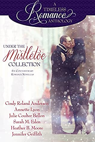 book cover of Under the Mistletoe Collection