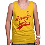 Average Joe Dodgeball Shirt Funny Sports Sporting Goods Cool Tank Top Shirt