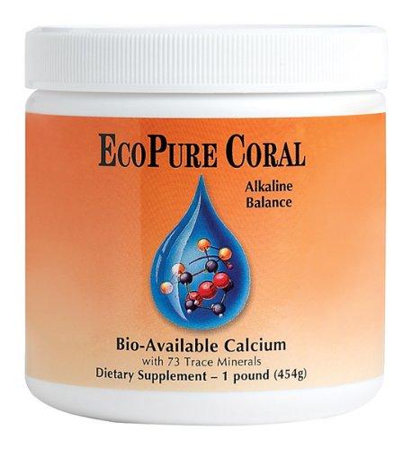 Coral Incorporated - Eco Pur Coral, 1 lb de poudre