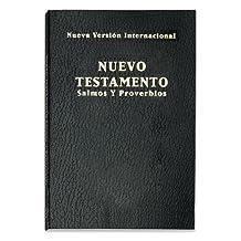 Nuevo Testamento, Salmos y Proverbios NVI de Bolsillo