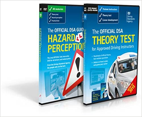 The official driver theory test download.