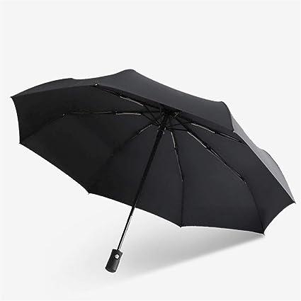 Paraguas plegable que desafía al viento - Se adapta a 2 ...