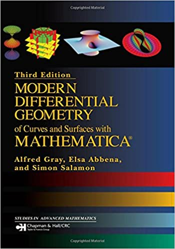 Modern differential geometry of curves and surfaces with mathematica modern differential geometry of curves and surfaces with mathematica third edition textbooks in mathematics elsa abbena simon salamon alfred gray fandeluxe Images