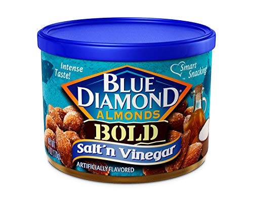 Blue Diamond Almonds, Bold Salt & Vinegar, 6 Ounce (Pack of 12) by Blue Diamond Almonds (Image #8)