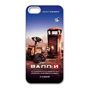 iPhone 4 4s Cell Phone Case White Wall E 007 KQ3430387