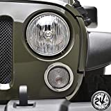 EAG Fit for 07-18 Jeep Wrangler JK Turn Light