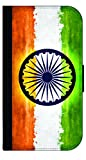 Indian Flag - India - Passport Protector Case Cover / Card Holder for Travel