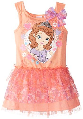 Disney Little Girls' Sofia The First Dress