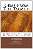 Gems from the Talmud, Isidore Myers, 1482772132
