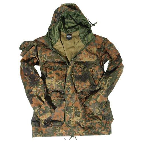 Veste Guerilla Light camouflage flecktarn