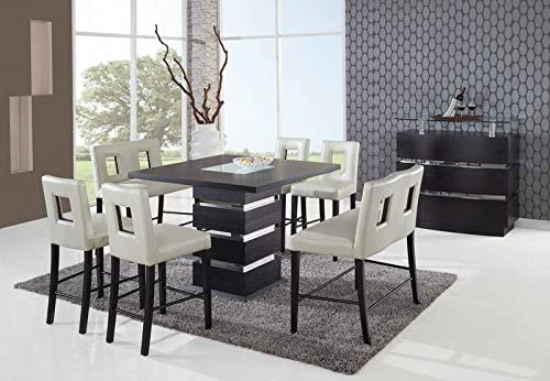 Amazon Global Furniture Modern DG072BT Chairs Benches Wenge