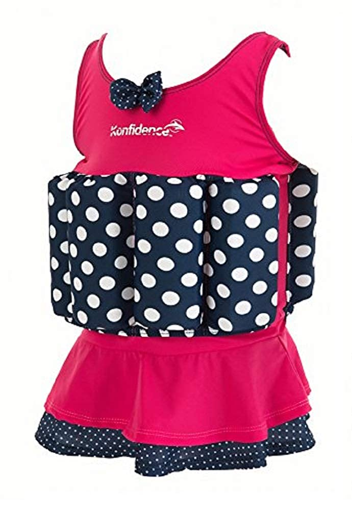 Konfidence Float Suit (1-2 years, Polka Dot) ESFBASBTW03-24