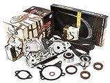 Evergreen TBK179MWP2 94-05 Mazda Miata MX-3 Protege Kia Sephia 1.6 1.8 DOHC 16V B6 BP Timing Belt Water Pump Kit