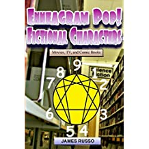 Enneagram Pop! Fictional Characters: Famous Fictional Characters from Movies, TV, and Comic Books