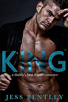 KING Daddys Best Friend Romance ebook product image