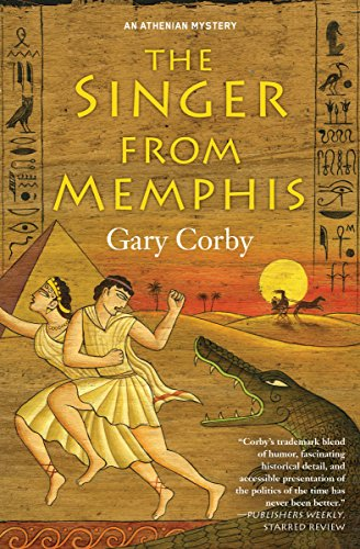 The Singer from Memphis (The Athenian Mysteries Book 6)