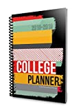 Well Planned Day, College Planner, July 2018 - June 2019