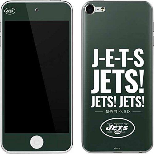 New York Jets iPod Touch (6th Gen, 2015) Skin - New York Jets Team Motto | NFL X Skinit Skin (Jets York Skin Ipod New)