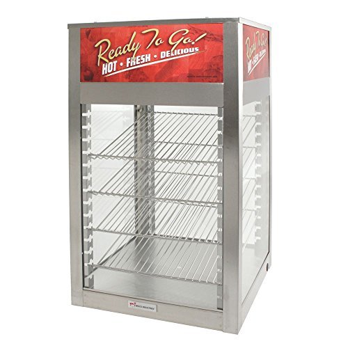 - Wisco 00695D-S-001 Humidified Cabinet with 4 Adjustable Shelves