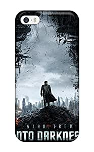 High-quality Durability Case For Iphone 5/5s(star Trek Into Darkness)