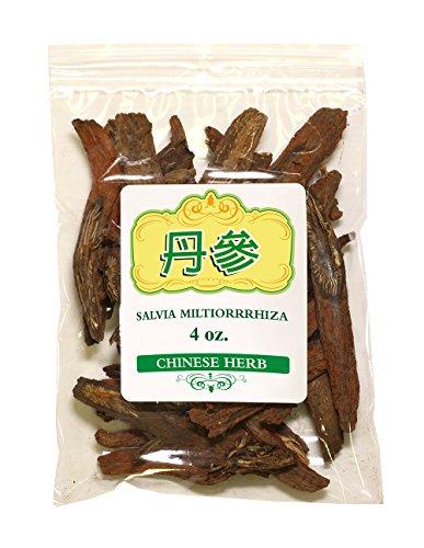 Cheap High Quality Salvia Miltiorrhiza Red Sage Roots Dan Shen Danshen 丹参 4 Oz.