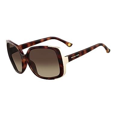 04c79d8905c95 Amazon.com  Michael Kors Gabriella MKS290 Sunglasses Soft Tortoise 58 16  130  Clothing