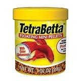 Tetra 77019 Betta Pellets, 1.02-Ounce, 66-ml