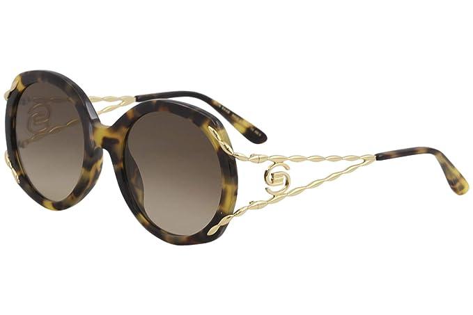 Amazon.com: Elie Saab ES014S ES/014S 6A3/86 - Gafas de sol ...