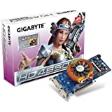 Gigabyte Radeon HD 4850 PCIE2.0 512MB GDDR3 Dvi-i Tv Out