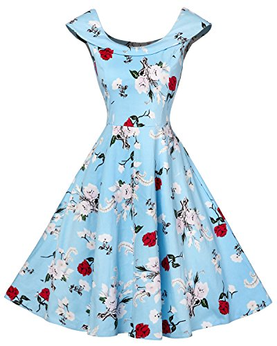 40s tea dress sewing pattern - 8