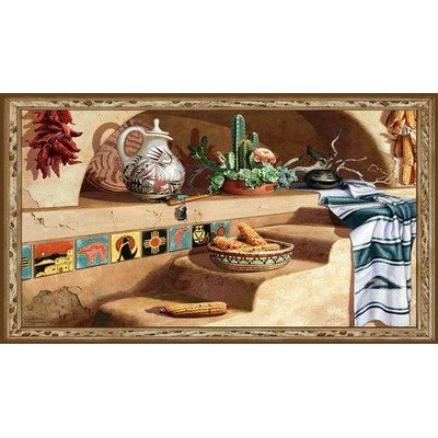 Fine Art Tapestries ''Adobe Dreams'' Wall Tapestry