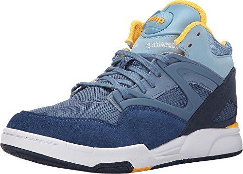Reebok Men's Pump Omni Lite FP Faux Indigo/Batik Blue/Blue Slate Sneaker 9 D (M) … Review