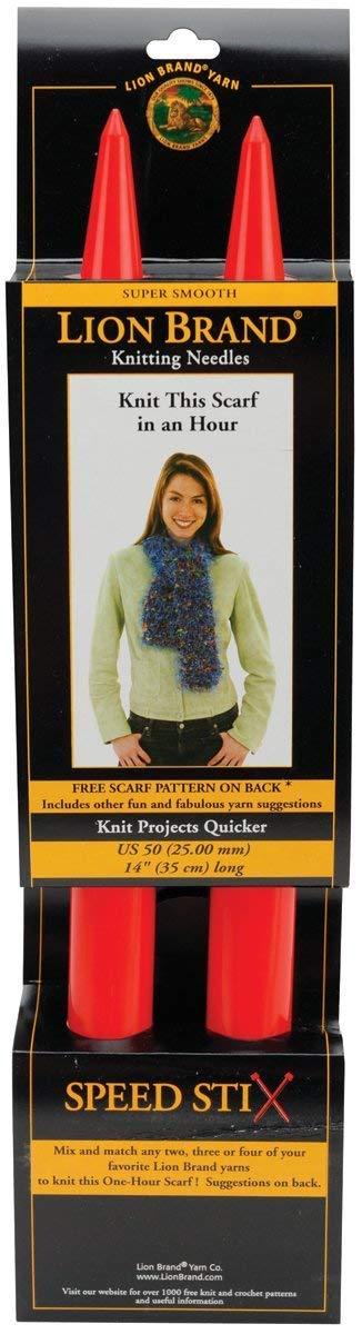 Amazon Lion Brand Yarn 400 5 5504 Speed Stix Knitting Needles