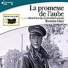 La promesse de l'aube   Livre audio Auteur(s) : Romain Gary Narrateur(s) : Hervé Pierre