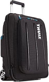 9fb29ae2e Thule TCRD2 Rolling Duffel Bag - Black: Amazon.co.uk: Sports & Outdoors