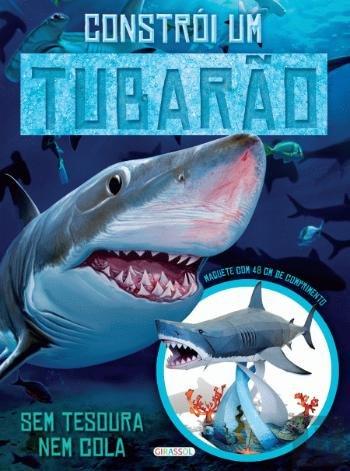 Constroi o Teu… Tubarão (Portuguese Edition)
