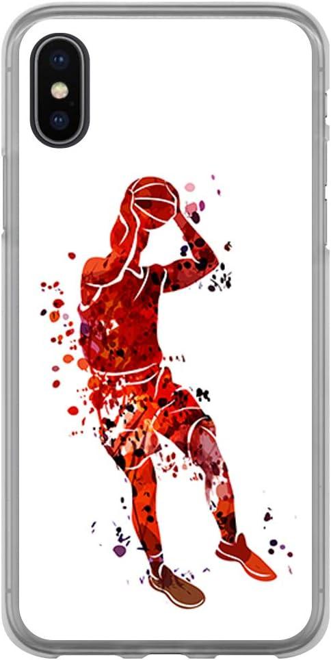 BJJ Funda Transparente para [ iPhone X ], Carcasa de Silicona ...