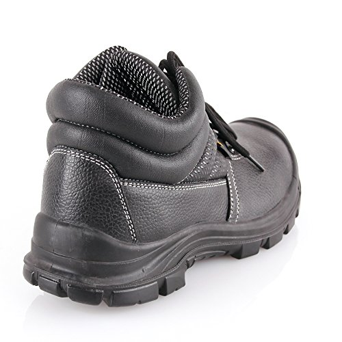BURGAN 280 Safety Work Boot with Composite Anti-Penetration Midsole and Toe